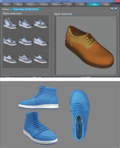 Herreen CADAdjust - Footwear Style Selection