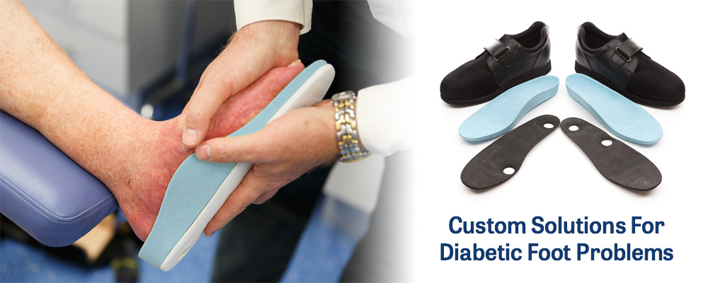 Herreen - Custom Solutions For Diabetic Foot Problems
