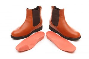 JC8A2332 - my FootDr podiatry centres, myPedorthist, Herreen, Brown Work Boots, R.M. Williams, Orthotics, Hallux Amputation, Diabetic Foot Ulcer, Forefoot Filler, Toe Prosthetic, Rockersole, Diabetic Shoes